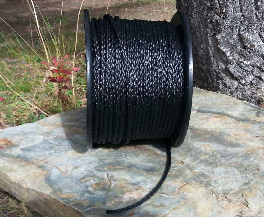 Cuerda trenzada Polientileno  Cuerda trenzada 8 mm cuerda 3