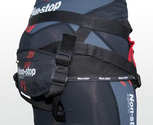 Non stop dogwear running belt pack canicross Pack Canicross Extra Comfort non stop dogwear running belt