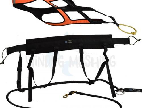 Kit Canicross - Orange