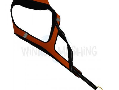 Arnes de tiro bikejoring-canicross-mushing arnes de tiro Arnes de tiro  T- shirt arnes bikejoring canicross mushing 500x380