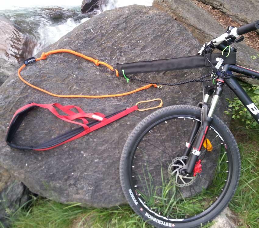 Bikejoring Bikejoring pack Completo bikejoring 10