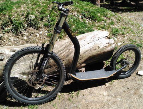 Gravity-scooters gravity scooter Gravity Scooter Mushing gravity scooter 500x380