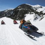 Pack parejas! Moto de nieve doble 30 min + mushing 2 km Motos de nieve Mushing Pirineus 150x150